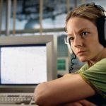 Jill Tarter y Jodie Fostar, en la búsqeuda de vida extraterrestre