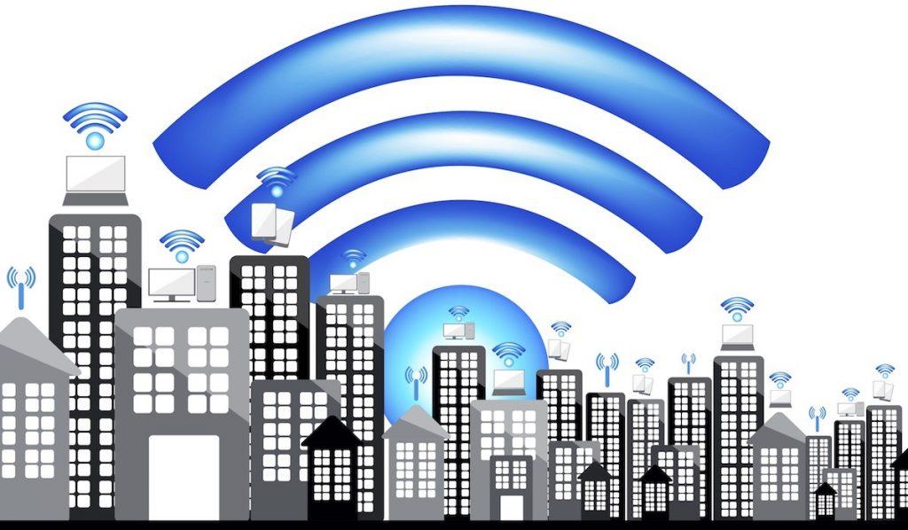 Señal de wi fi