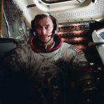 Eugene Cernan, la última persona que pisó la Luna