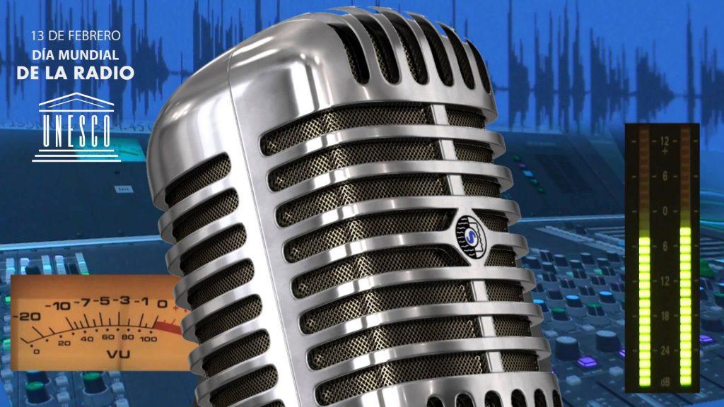 Día Mundial de la Radio: 13 de Febrero