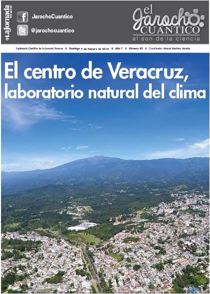 El Jarocho Cuántico 83: El centro de Veracruz, laboratorio natural del clima