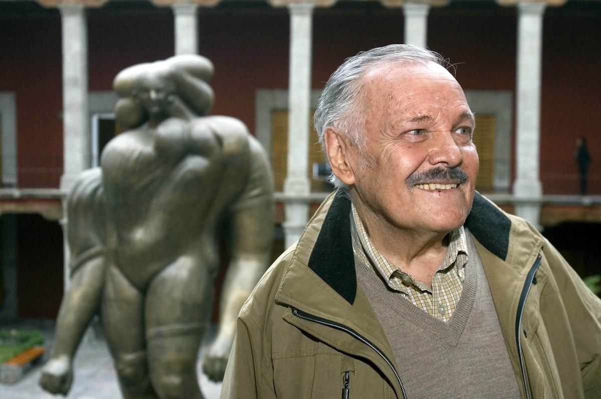 José Luis Cuevas- Xinhua, David de la Paz