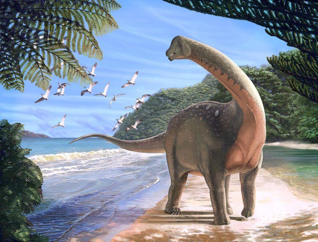 El antiguo vínculo entre África y Europa, revelado por un dinosaurio egipcio