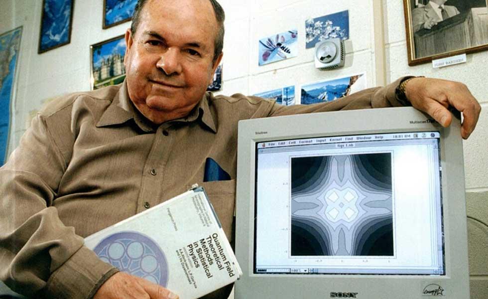 Alekséi Abrikósov, pionero en el uso superconductores y superfluidos, dos fenómenos de la física cuántica