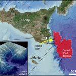 El Mediterráneo sufrió una gran inundación hace 5 millones de años