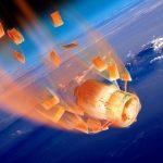La estación espacial china Tiangong 1 caerá a la Tierra antes del 9 de abril