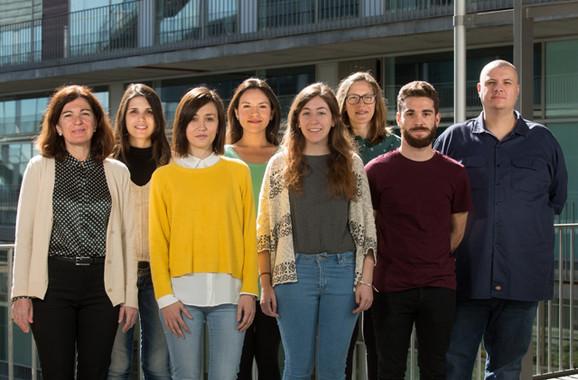 Grupo de Investigación en Neurobiología del Comportamiento. / UPF