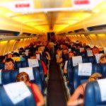¿Qué probabilidad tienen los pasajeros de un avión de contagiarse de gripe?