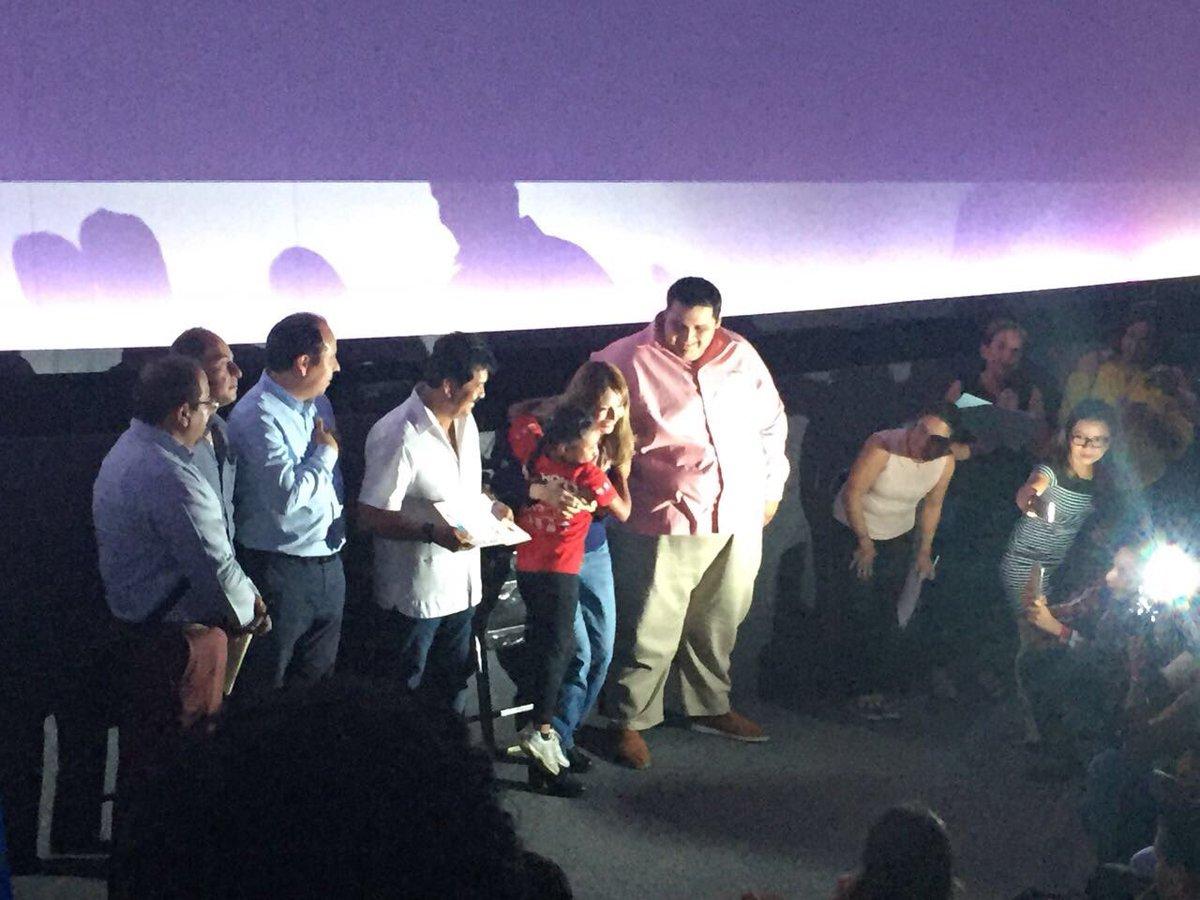 Premiación de Xóchilt Guadalupe Cruz López