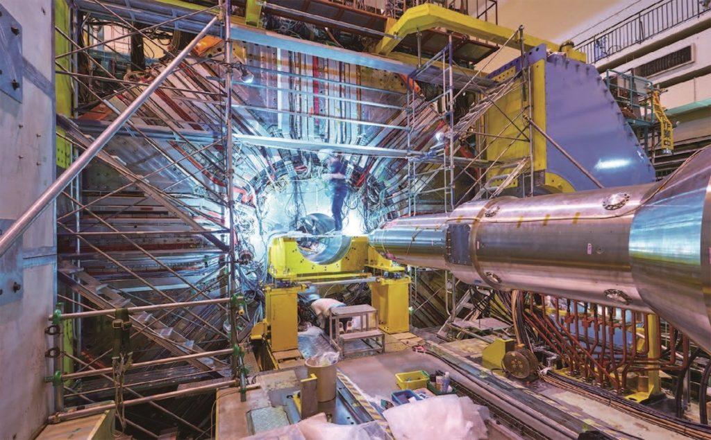 El acelerador de partículas SuperKEKB, japonés, ya está funcionando