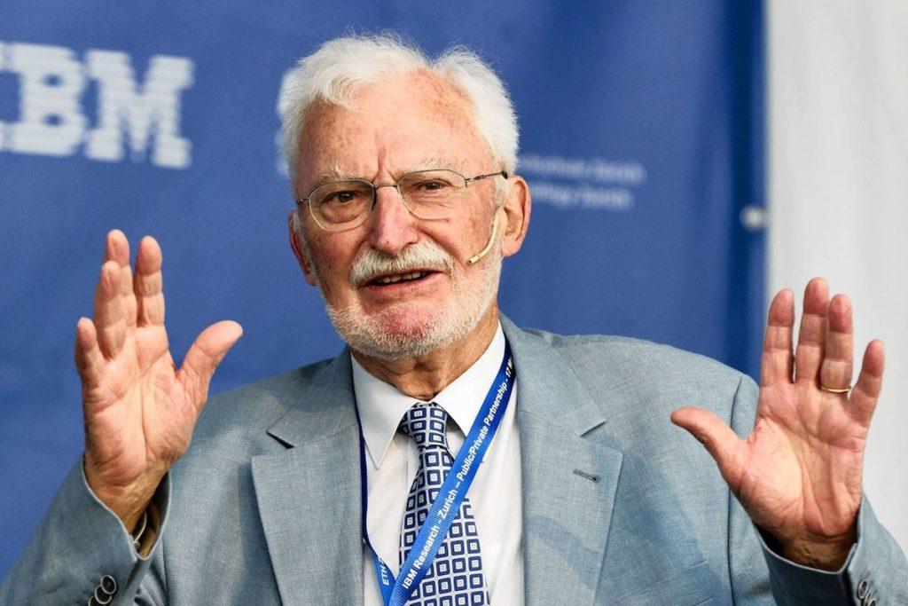 Heinrich Rohrer, coinventor del microscopio de efecto túnel, impulsor de la nanotecnología