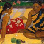 Parau api, ¿Qué hay de nuevo?- Paul Gauguin, 1892