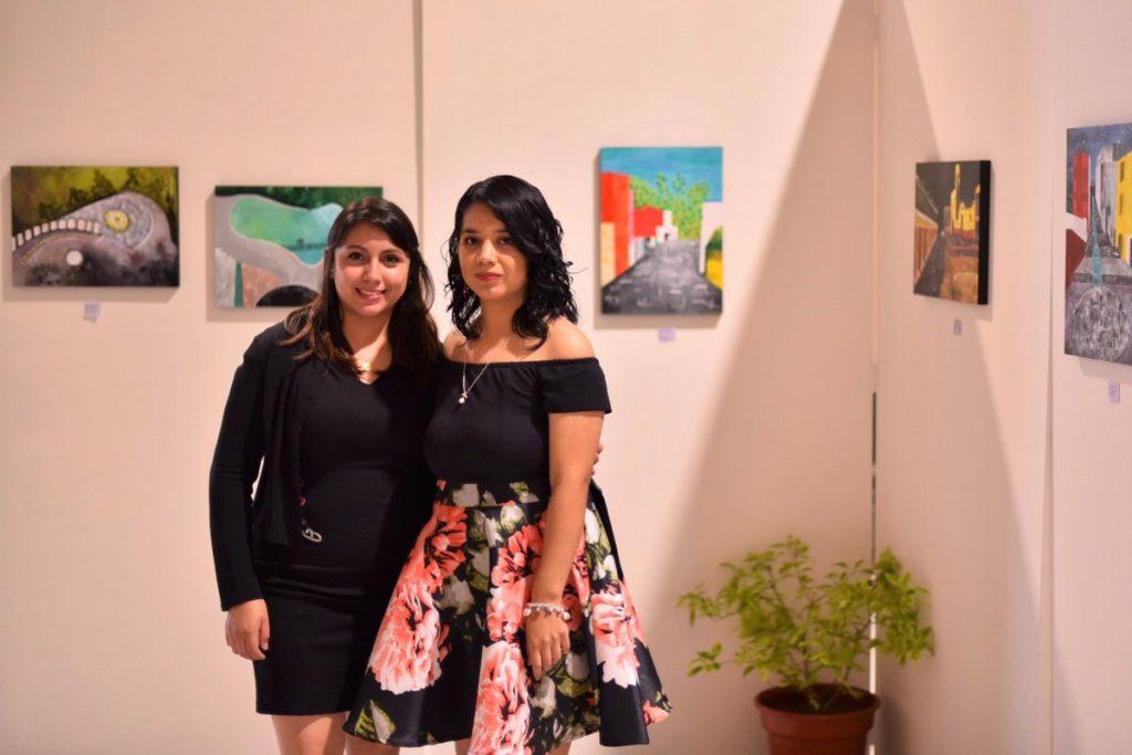Susana Barragán y Susana Domínguez