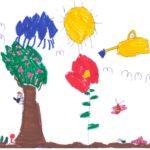 Los niños entienden la relación entre animales y plantas antes de los ocho años