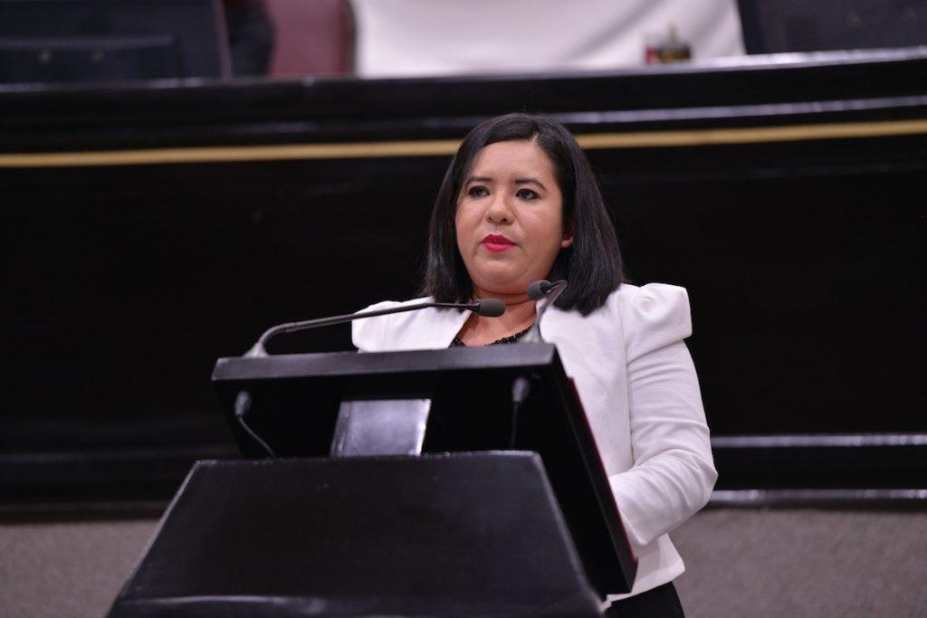 Impulsa diputada Angélica Pineda Ley de Migración para el Estado de Veracruz