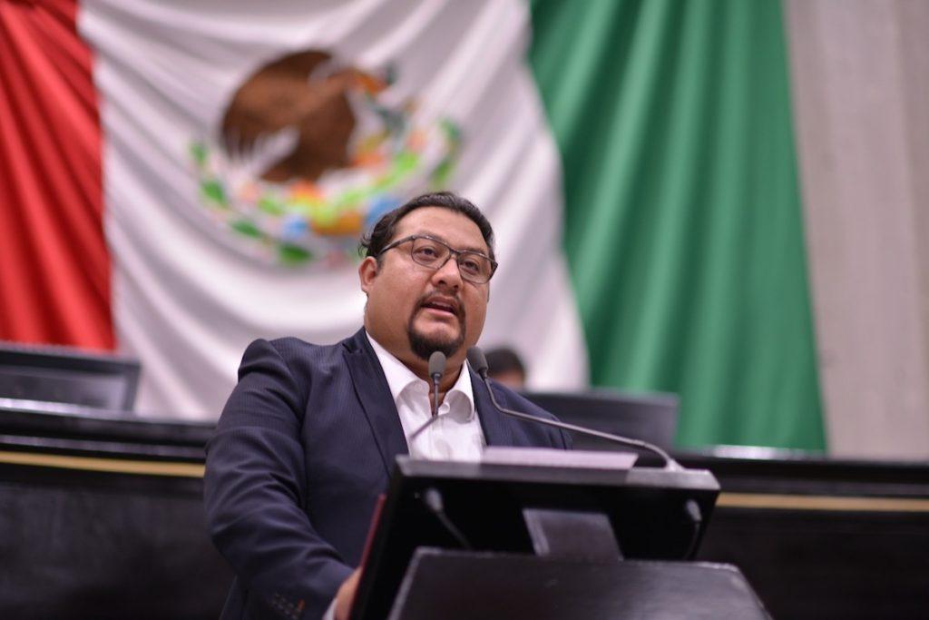 Diputado Sergio Rodríguez Cortés