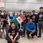 Dos robots de servicio de la UNAM, ganan dos segundos lugares en el Torneo Mundial RoboCup Major