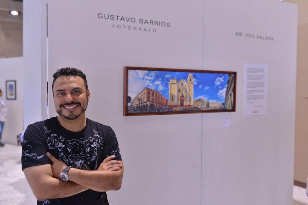 Gustavo Barrios, fotógrafo
