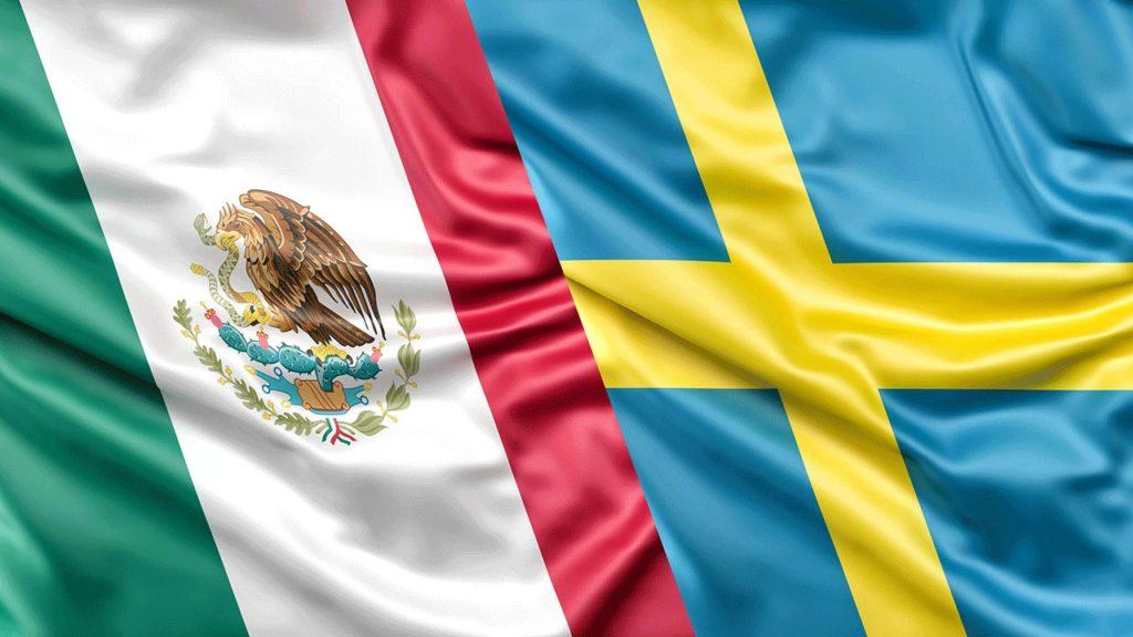 México-Suecia