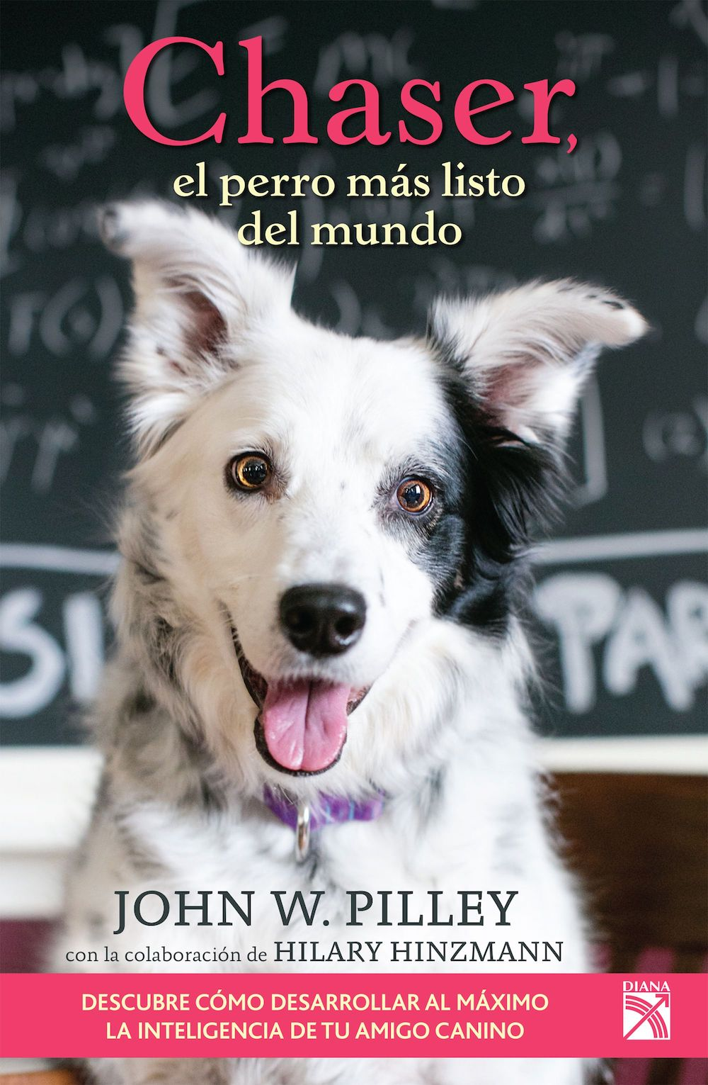 Portada de Chaser el perro más listo del mundo