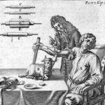La primera transfusión de sangre la realizó Jean-Baptiste Denys el 15 de junio de 1667