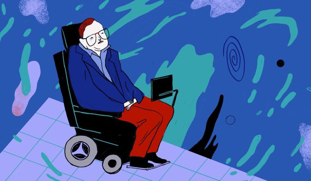 Stephen Hawking y la Esclerosis Lateral Amiotrófica (ELA)- Cinta Arribas