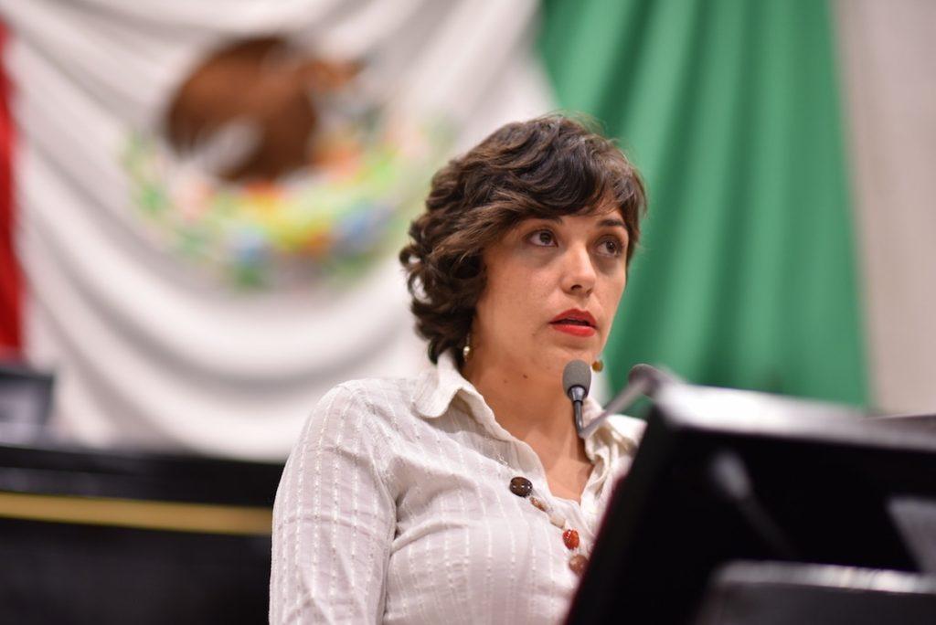 Diputada Guadalupe Osorno Maldonado