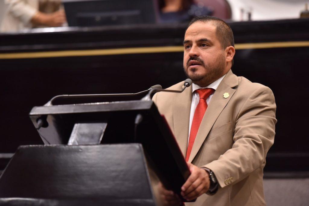 Diputado Ernesto Cuevas Hernández