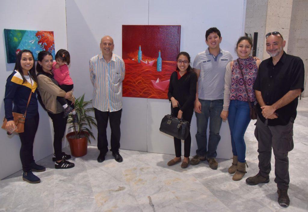 Las Cartas, de Hernan Fuenzalida, en el Congreso de Veracruz