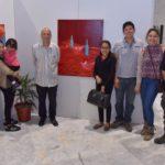 Las Cartas, colorida presencia de la plástica chilena en el Congreso