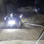 Chavín Rovers con luz- Ministerio de Cultura de Perú