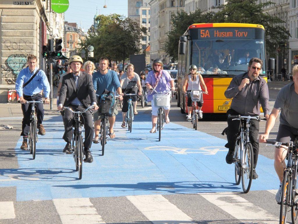La bicicleta como medio de transporte urbano