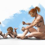 ¡No seas Neandertal! Paleoantropología contada con humor