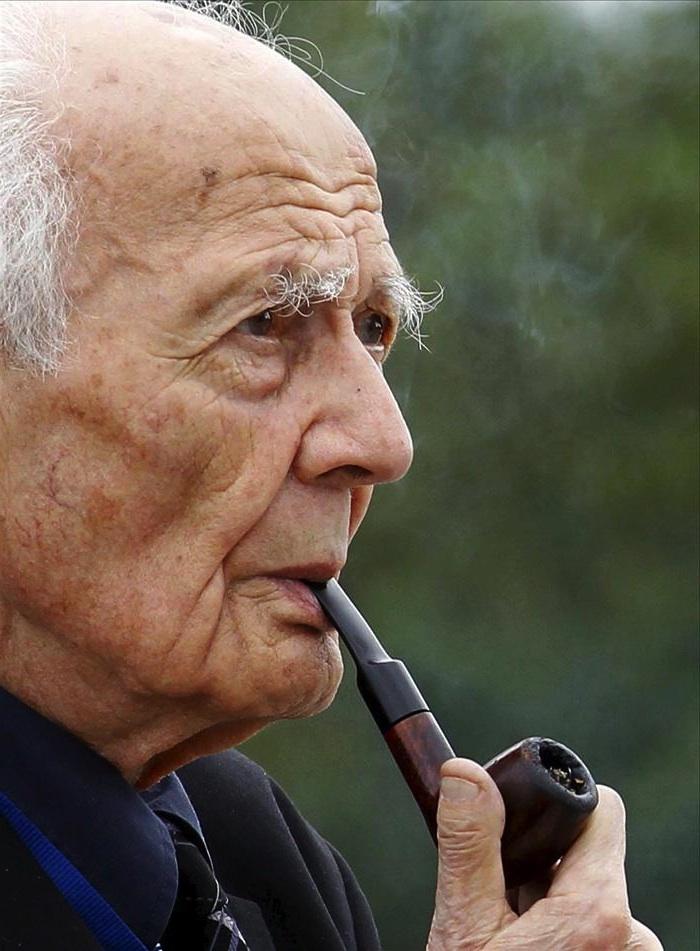 Zygmunt Bauman, el padre de la modernidad líquida, la realidad cambiante de nuestros tiempos
