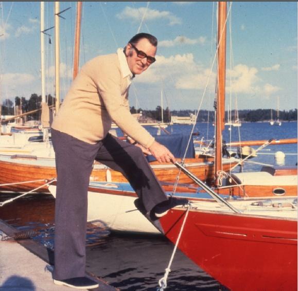 Arne Larsson, el primer ser humano al que le implantaron un marcapasos
