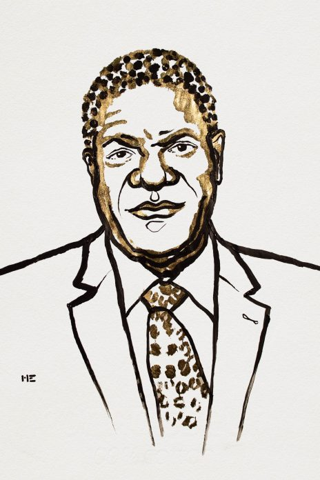 Denis Mukwege- Niklas Elmehed, Nobel Media