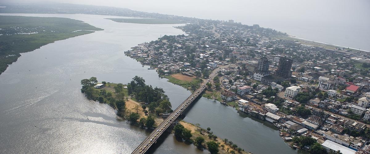 Monrovia, Liberia,2008- Foto ONU, Christopher Herwig