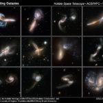 Descubren la galaxia caníbal más pequeña, devorando a otra