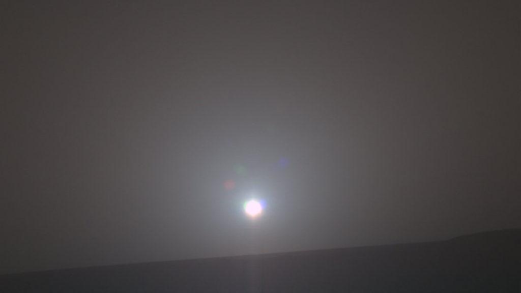 Amanecer 5,000 captado por Opportunity en Marte- NASA