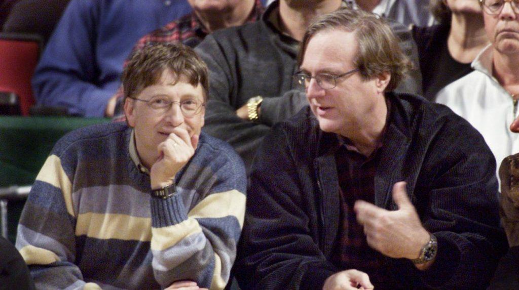 Paul Allen, el socio casi desconocido de Bill Gates