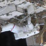 La NASA cancela el primer paseo espacial femenino en pareja, por que sólo llevaron un traje espacial adecuado