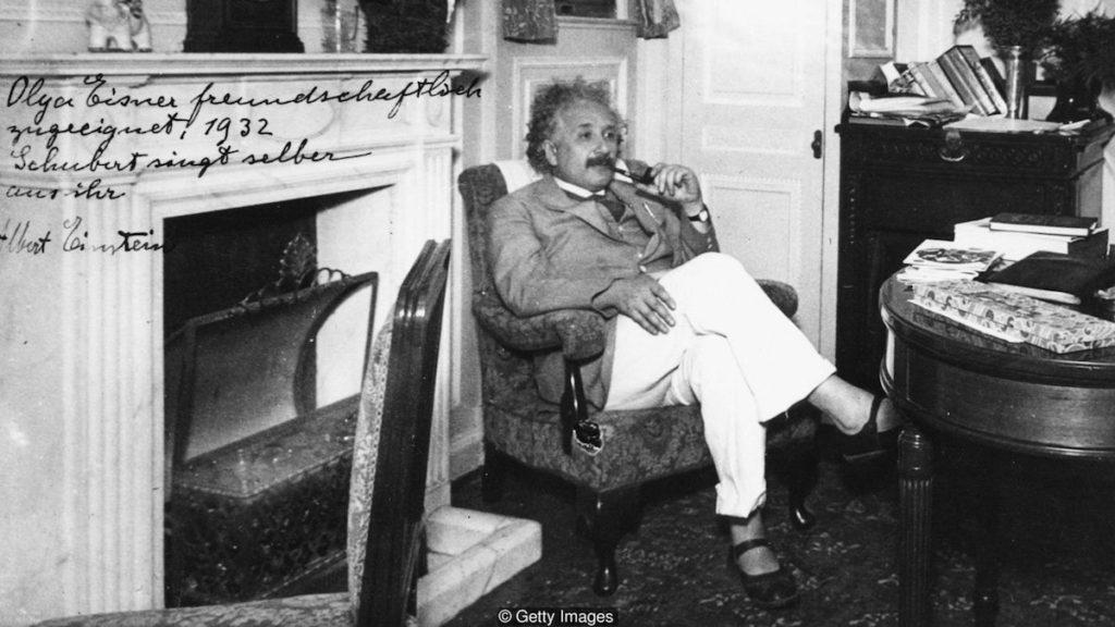 16 datos curiosos, y poco conocidos, sobre Albert Einstein
