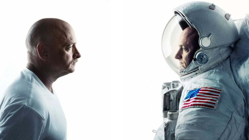 Scott y Mark Kelly, los gemelos de la NASA