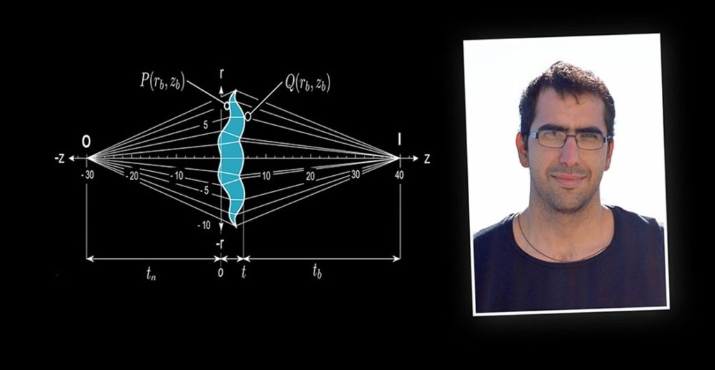 Rafael González y el algoritmo de la aberración esférica de los lentes ópticos.