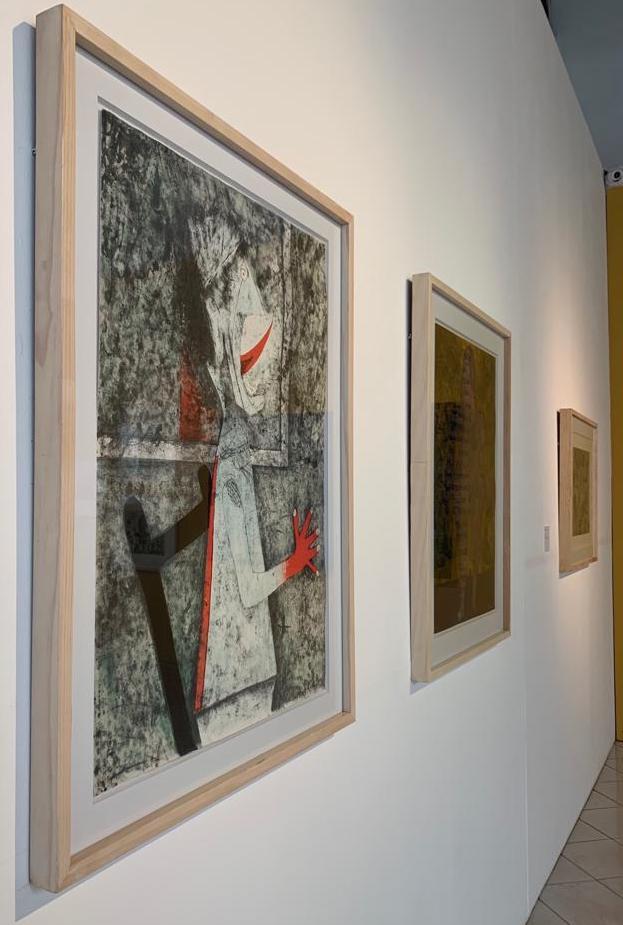 El Grito, de Rufino Tamayo- Sandra Isabel Jimenez