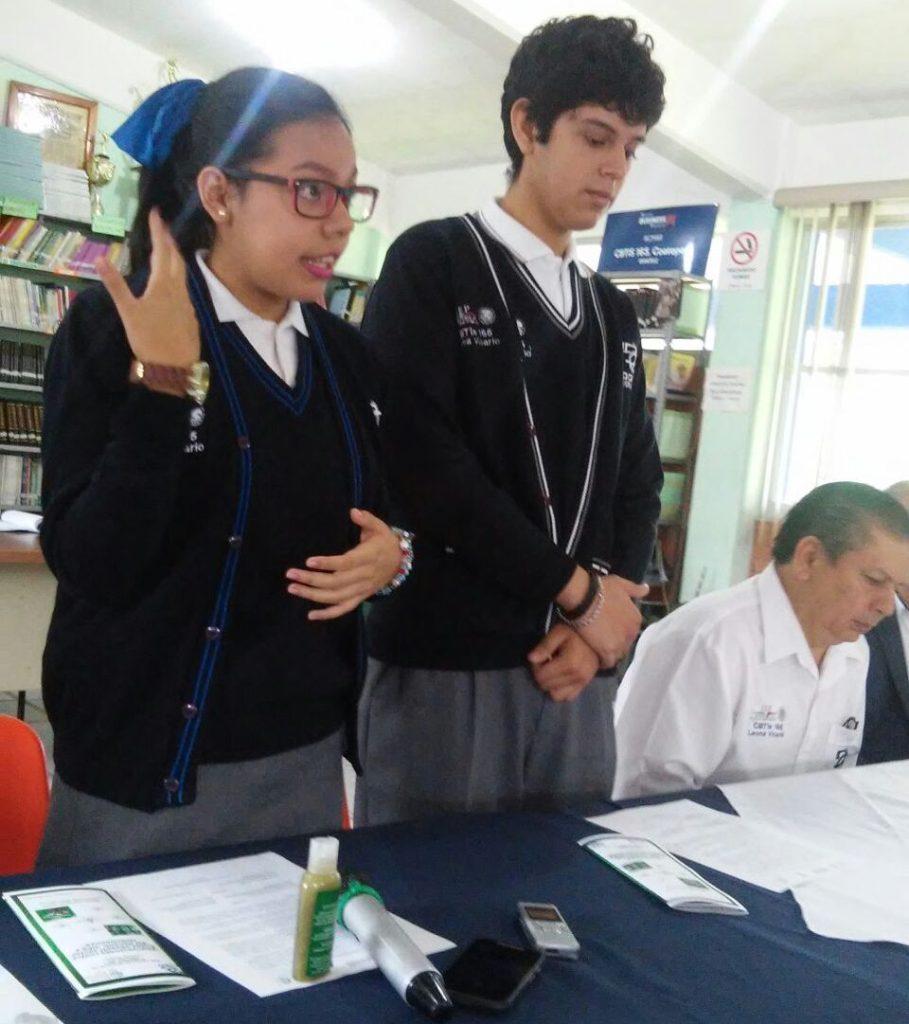 Bioinsecticida contra los mosquitos, amigable con el ambiente, desarrollado por alumnos del CBTIS 165, de México
