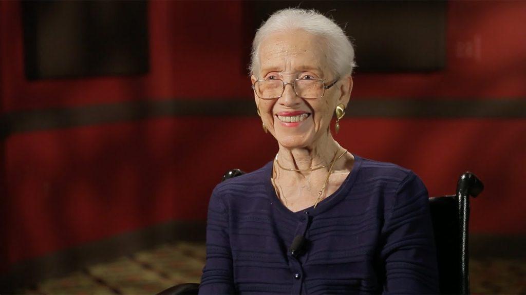 Katherine Johnson, la computadora humana